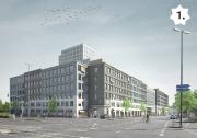 nbundm* gewinnen 1. Preis beim Wettbewerb Fassadenplanung Seetor-Areal