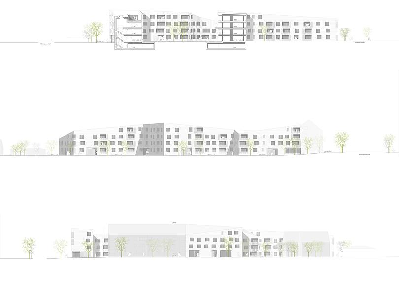 Wohnüberbauung Hinteranger